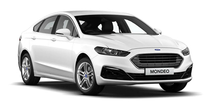 Ford Mondeo Hybrid - Available In Frozen White
