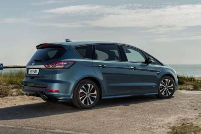 ford s max - Overview